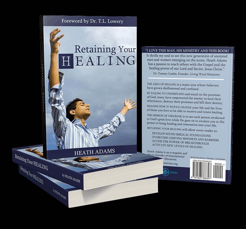 Retaining Your Healing Book