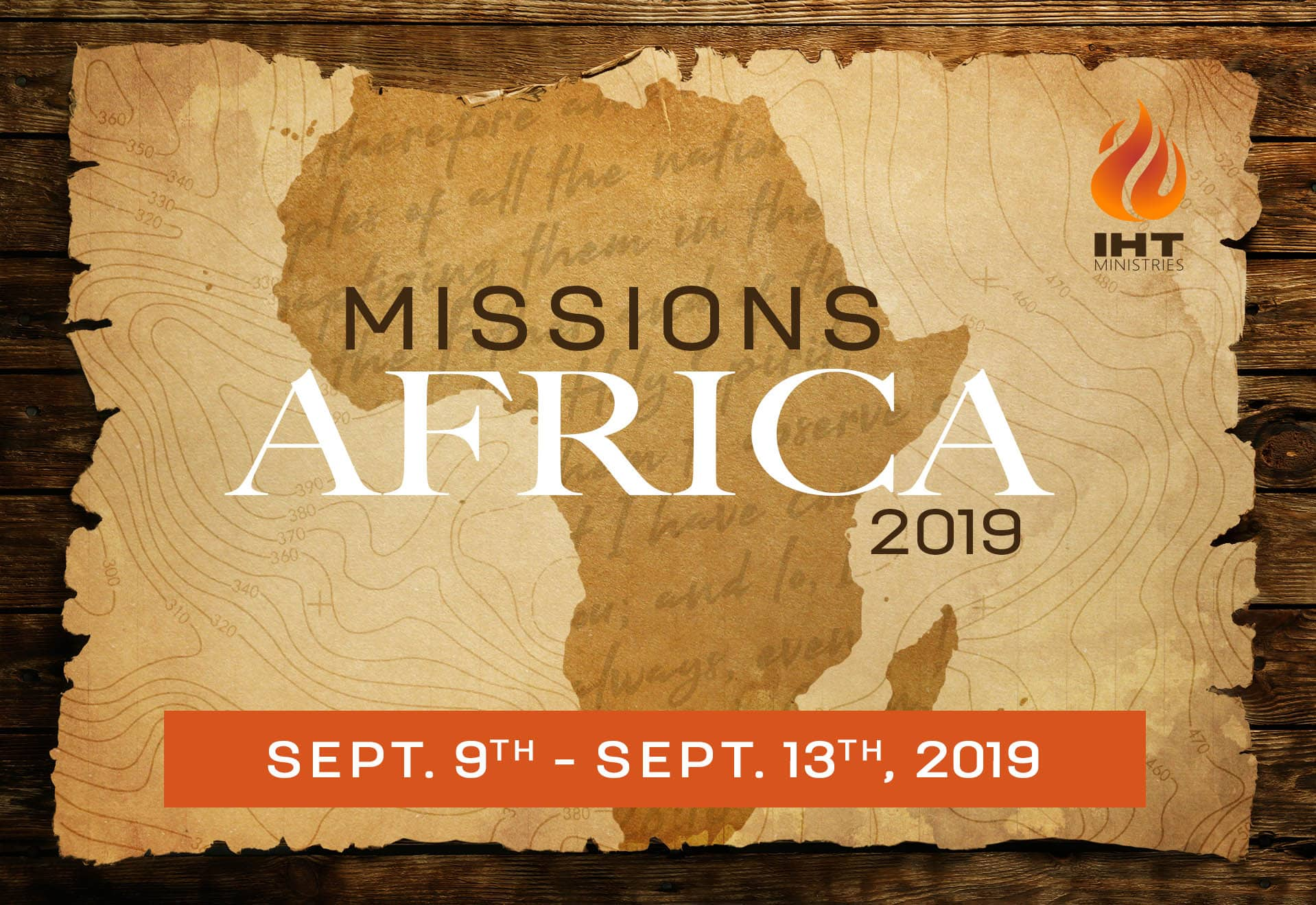 Africa Missions Trip 2019