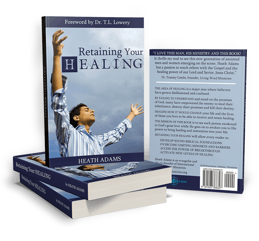 Retaining Your Healing Book