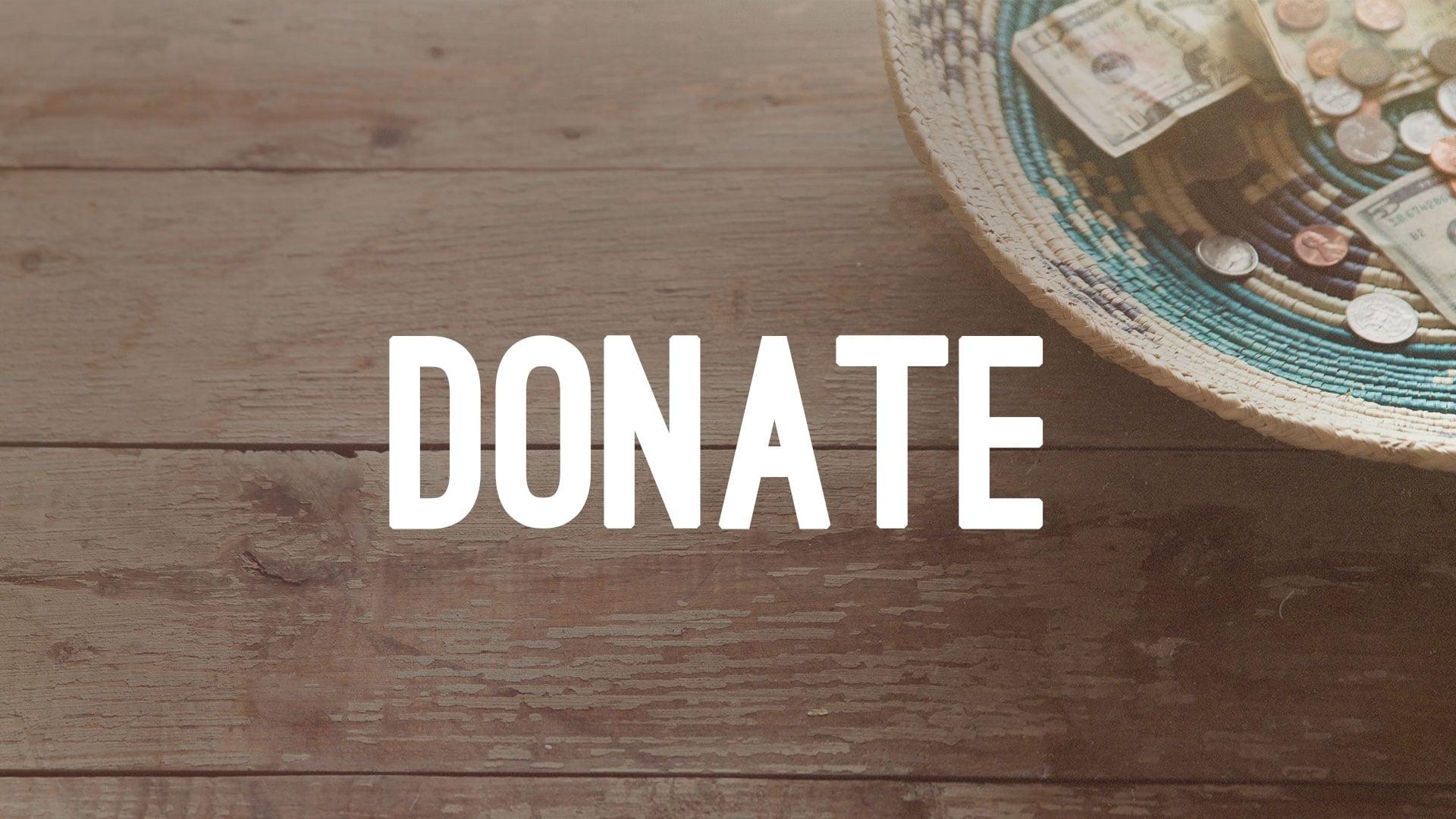 IHT Ministries - Donate