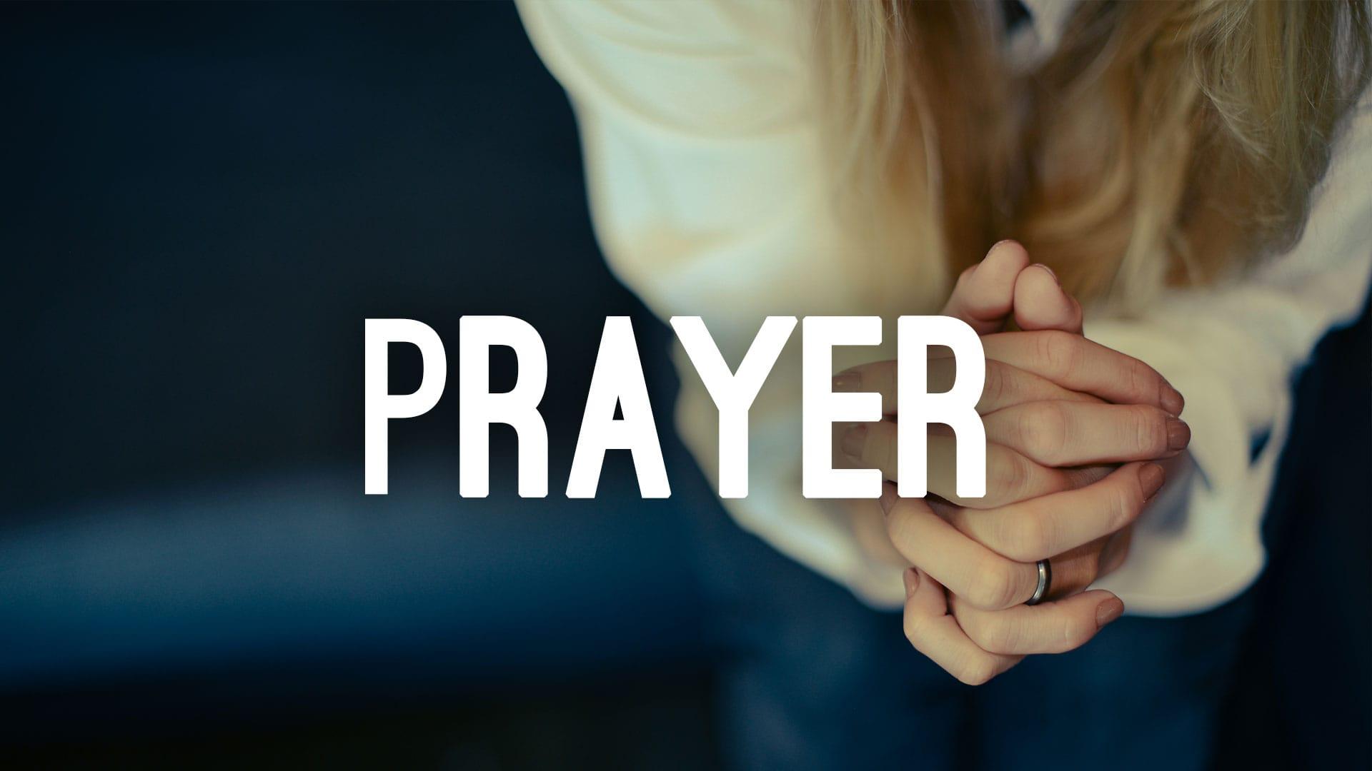 IHT Ministries - Prayer