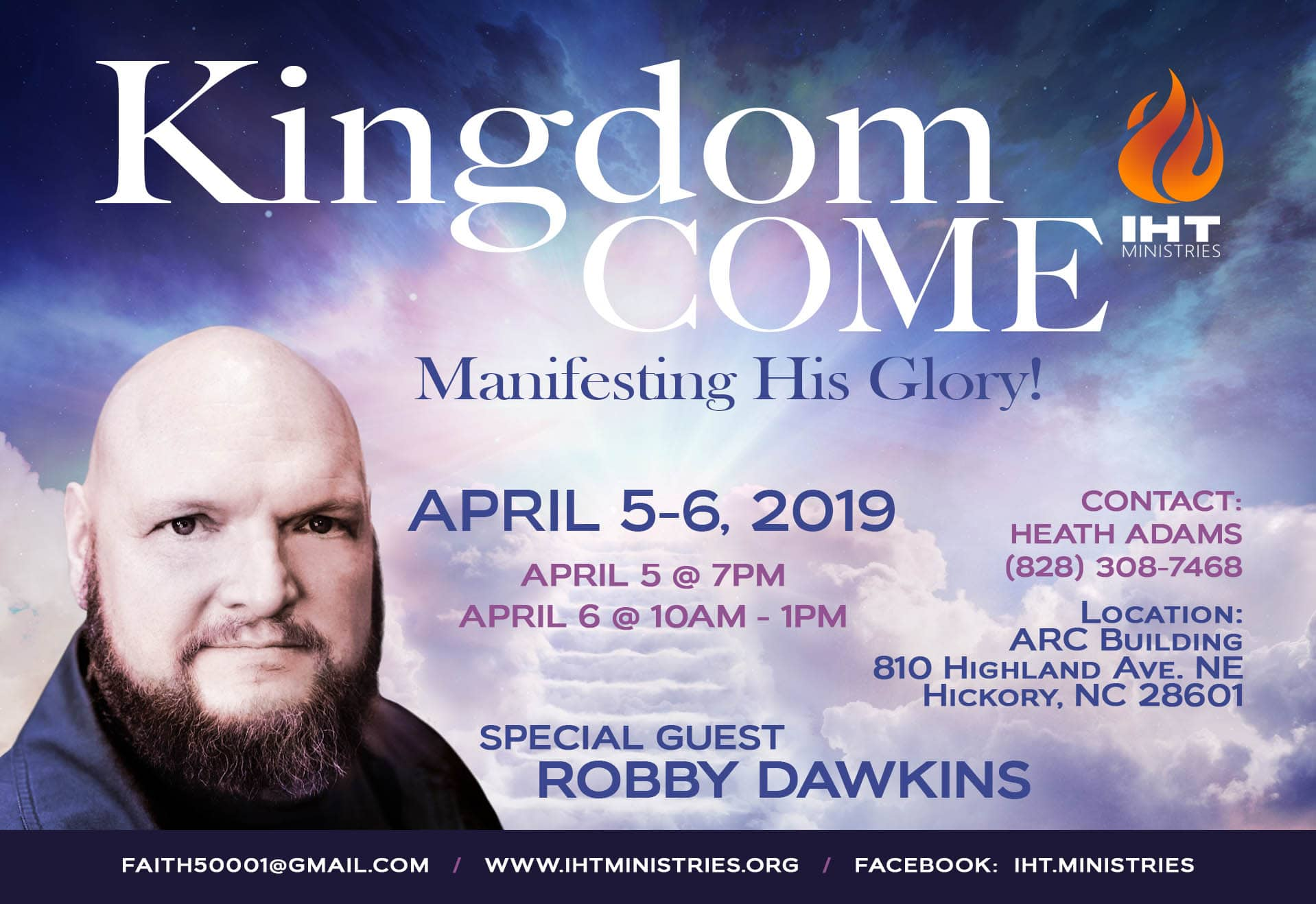Kingdom Come!