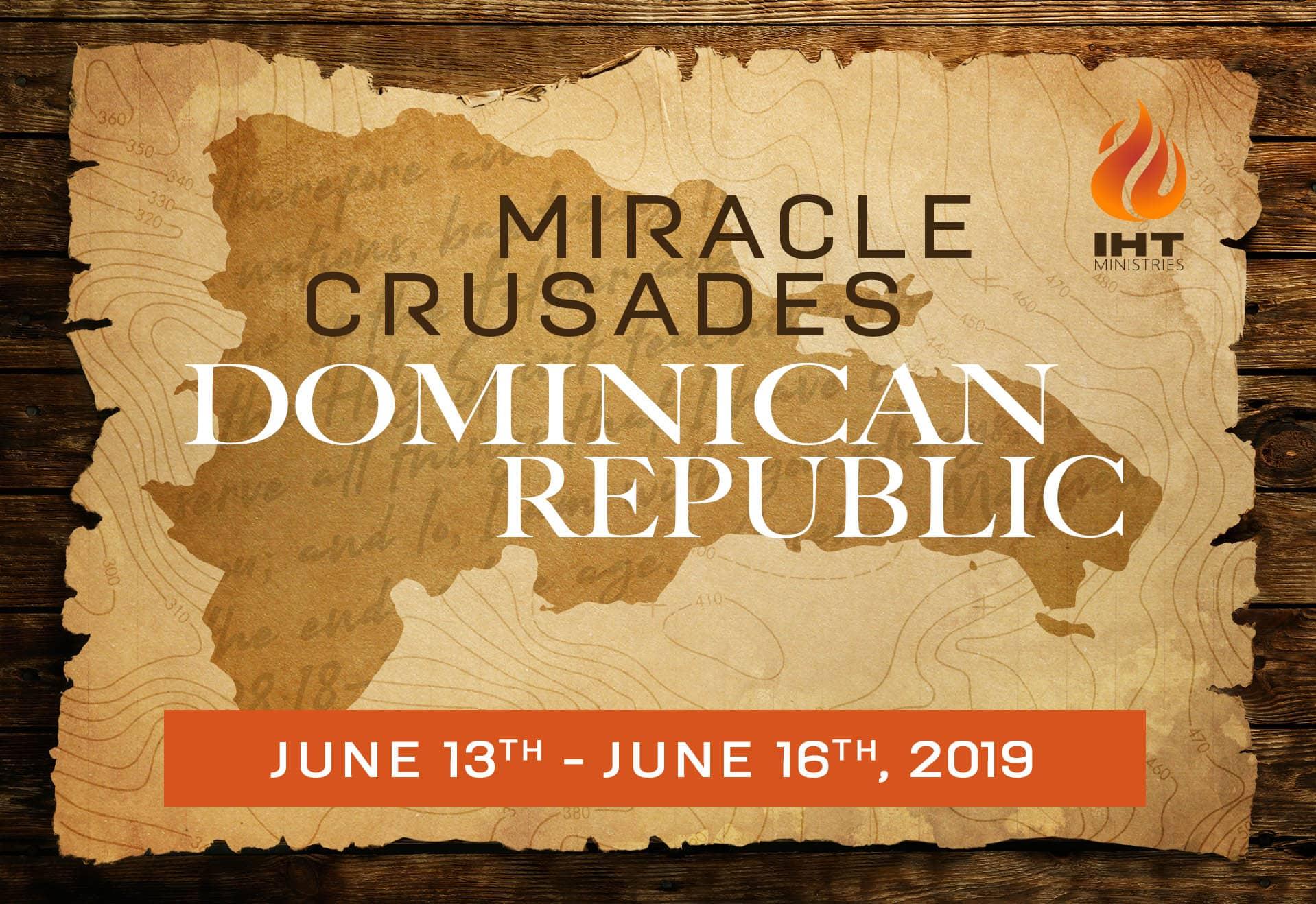 Dominican Republic Crusades 2019